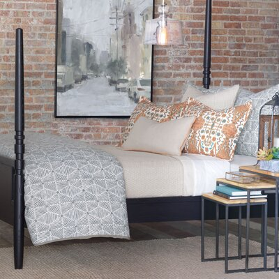 Brayden Reversible Duvet Cover Set