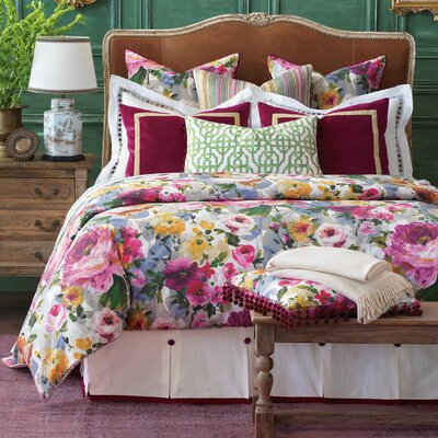Tresco Duvet Cover Set Size: Queen