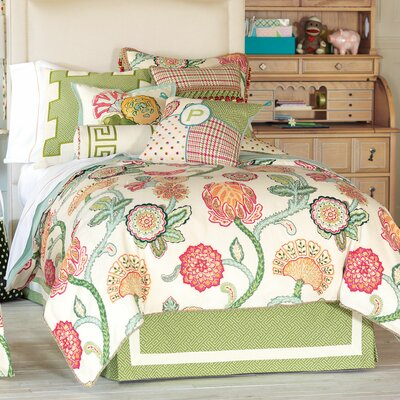 Portia Duvet Cover Set Size: Queen