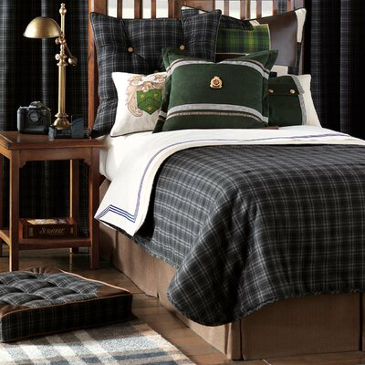 MacCallum Duvet Cover Set Size: Super Queen
