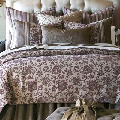 Mica Polyester Comforter Size: Super Queen, Finish Type: Button-Tufted