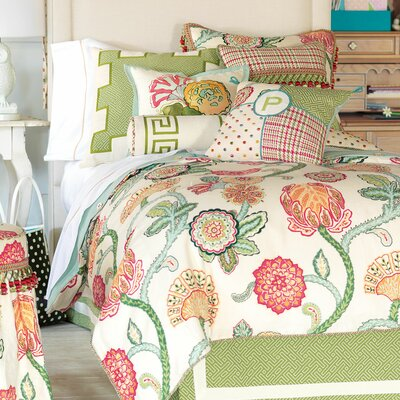 Portia Duvet Cover Size: California King