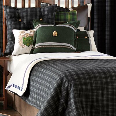MacCallum Spruce Duvet Cover Size: California King