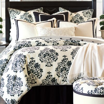 Evelyn Duvet Cover Size: Queen