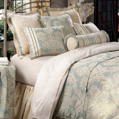 Carlyle Duvet Cover Size: Super Queen