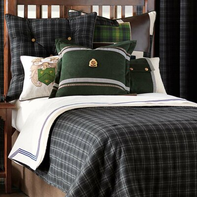 MacCallum Comforter Size: Twin, Finish Type: Hand-Tacked