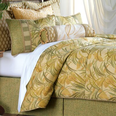 Antigua Duvet Cover Size: King