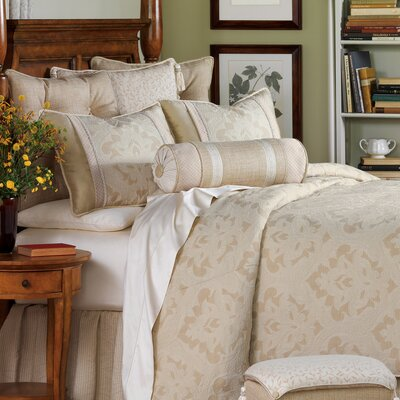 Brookfield Duvet Cover Size: Queen