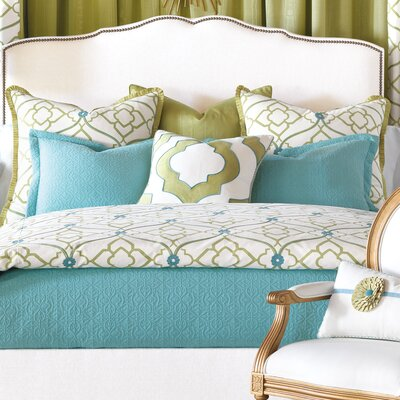 Bradshaw Cotton Comforter Size: King, Finish Type: Button-Tufted