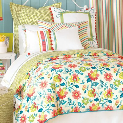 Arcadia Comforter Size: Full, Finish Type: Hand-Tacked