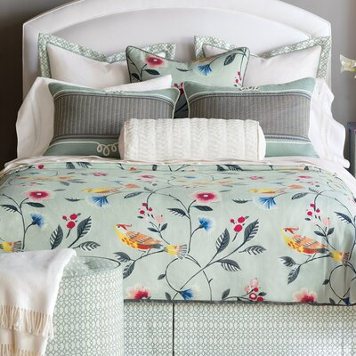 Gwyneth Duvet Cover Size: Super Queen