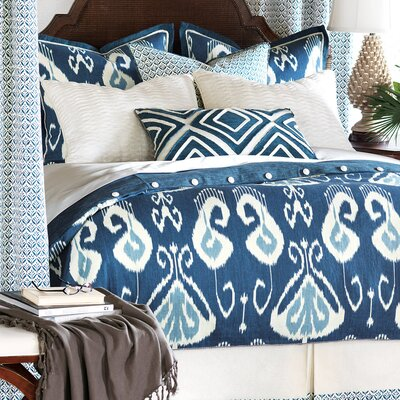 Ceylon Duvet Cover Size: Queen