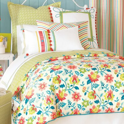 Arcadia Duvet Cover Size: California King