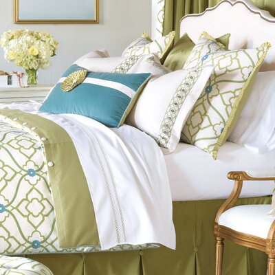 Bradshaw Cotton Duvet Cover Size: California King