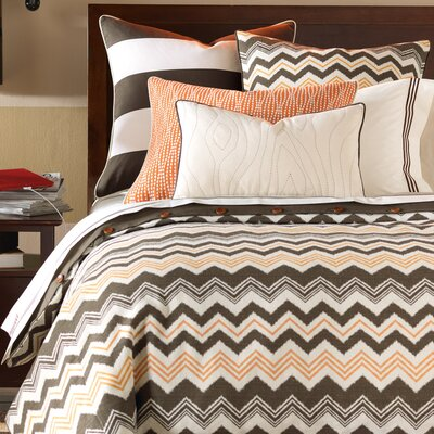 Dawson Duvet Cover Size: King