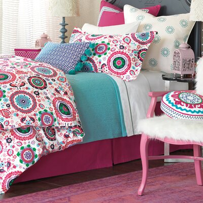 Epic Preppy Duvet Cover Size: Queen