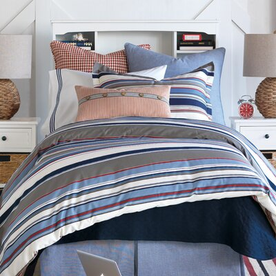 Epic Harbor Duvet Cover Size: California King
