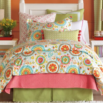 Epic Splash Duvet Cover Size: Twin