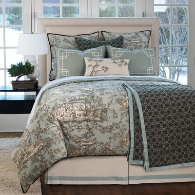 Vera Bed Skirt Size: California King