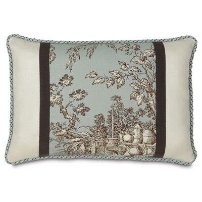 Vera Toile Lumbar Pillow