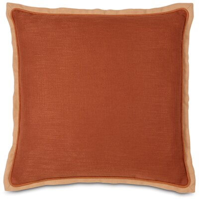 Mondrian Euro Pillow Color: Canyon
