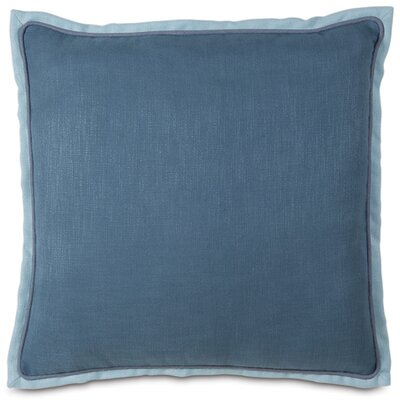 Mondrian Euro Pillow Color: Water