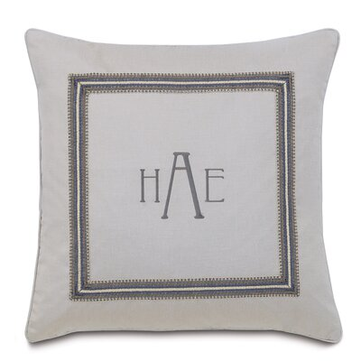 Amal Mack Heather Fabric Throw Pillow