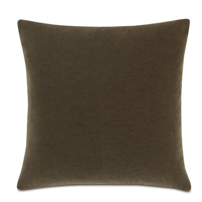 Bach Wool Throw Pillow Color: Truffle