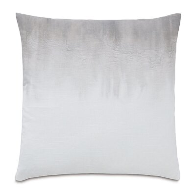 Amara Hand-Painted Cotton Throw Pillow