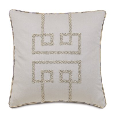 Amal Mack Heather Throw Pillow