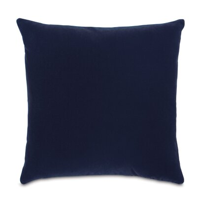 Bach Wool Throw Pillow Color: Admiral