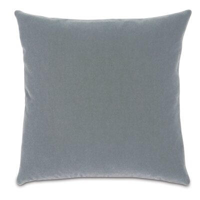 Bach Wool Throw Pillow Color: Skyway