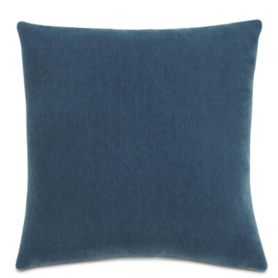 Bach Fabric Throw Pillow Color: Peacock