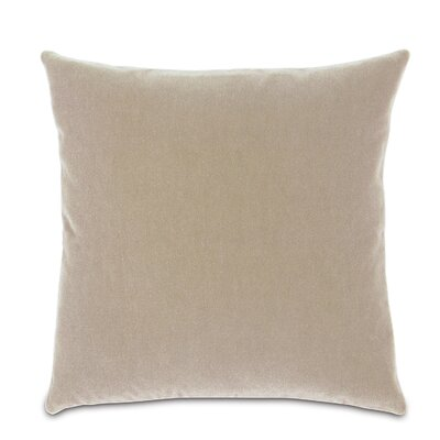 Bach Wool Throw Pillow Color: Heraldic Ivory