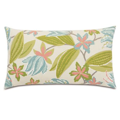 Lavinia Paradise Fabric Throw Pillow