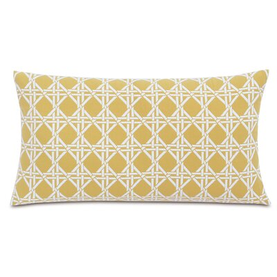 Lavinia Larkin Fabric Throw Pillow Color: Sun