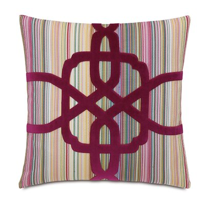 Tresco Coleton Confetti Cotton Throw Pillow