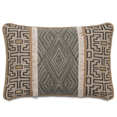 Naya Diamond Fabric Throw Pillow