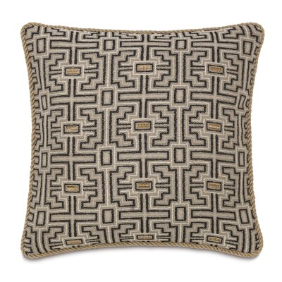 Naya Maori Stone Throw Pillow