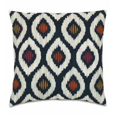 Vita Indigo Cotton Throw Pillow