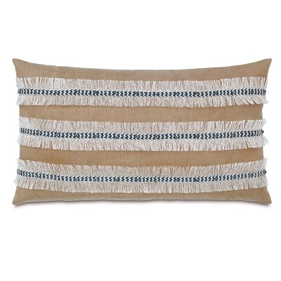 Naya Breeze Linen Lumbar Pillow