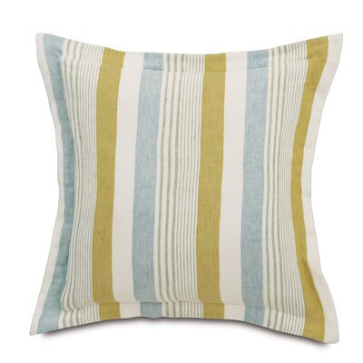 Magnolia Truvy Pond Linen Throw Pillow