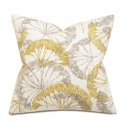 Linden Fabric Square Throw Pillow