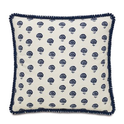 Martinique Cotton Throw Pillow