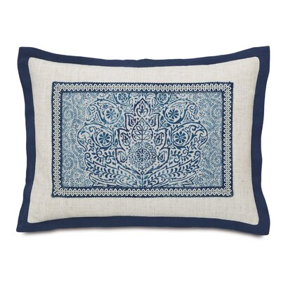 Martinique Linen Lumbar Pillow