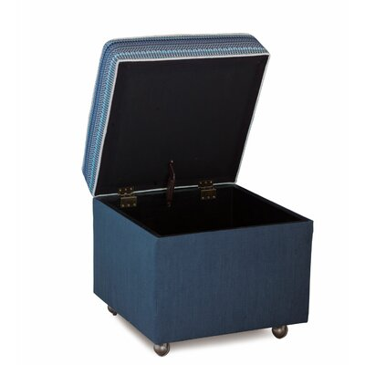 Martinique Storage Boxed Ottoman