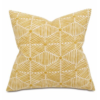 Linden Square Fabric Throw Pillow