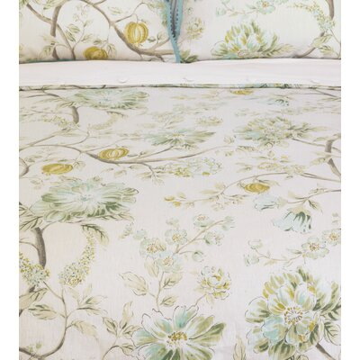 Magnolia Duvet Set Size: Super Queen