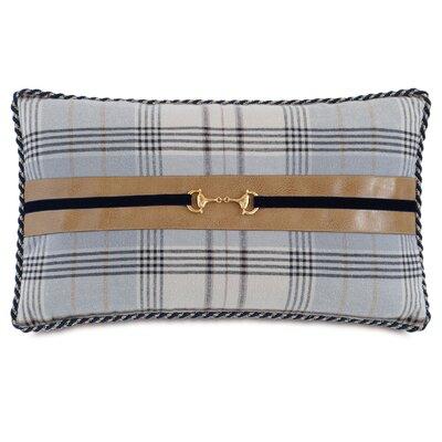 Arthur Magnus Steel Cotton Lumbar Pillow