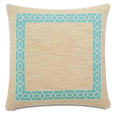 Sumba Momboro Cotton Throw Pillow